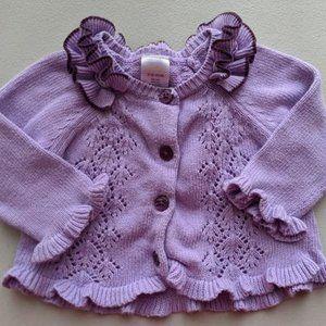 Gymboree Purple Sweater